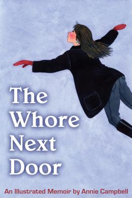 "book cover for ""The Whore Next Door"""
